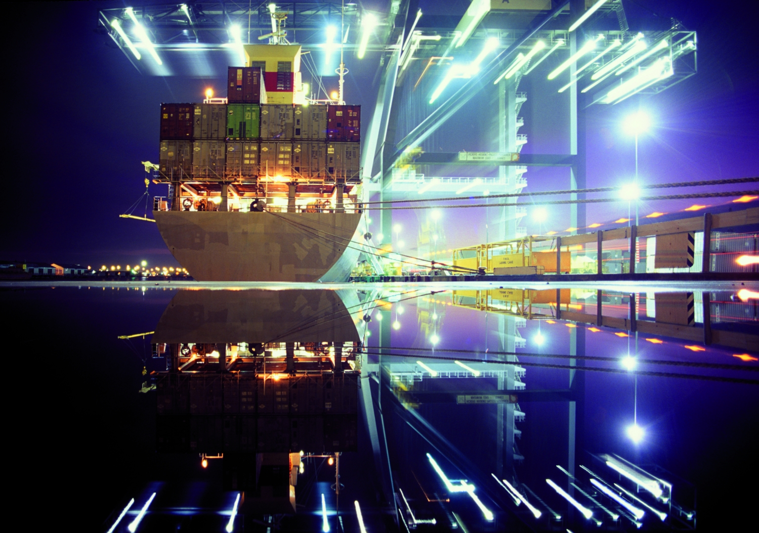 container-vessel-by-night-21