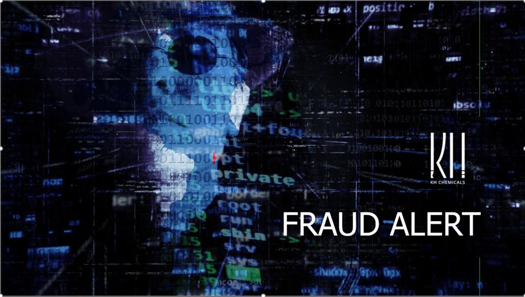 Fraude alert slide